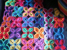 Ravelry: Project Gallery for Hawaiian Flowers pattern by Sarah London