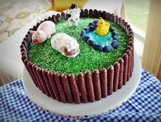 Show us your party – Josiah's farm birthday - Babyology