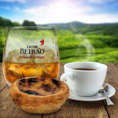 Licor Beirao, Bica, Pastel de Nata, Portugal