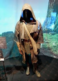 Mark Hamill Star Wars: The Last Jedi Luke Skywalker costume