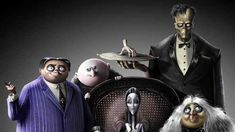 (p) The Addams Family FULL MOVIE Sub English Hd Movies, Movies To Watch, Movies Online, Charles Addams, Pet Sematary, Road Trip Adventure, New Avengers, American Dad, Stop Motion