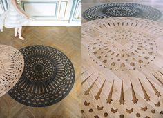 Laser Cut anything typically makes me happy, but this is FANTASTIC.