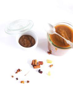 hausgemachtes Apfelmus mit Zimt und Vanille - winterlich und super lecker