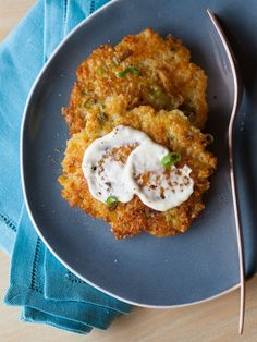 Cheesy Quinoa Fritters! http://www.yummly.com/recipe/Cheesy-quinoa-cakes-with-a-roasted-garlic-and-lemon-aioli-334842