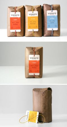 coffee design Ranging from simple minimalist designs to intricately detailed and colorful packages, here are 15 examples of creative coffee packaging that looks so good, the coffee probably tastes better. Simple Packaging, Food Packaging Design, Coffee Packaging, Packaging Design Inspiration, Packaging Ideas, Coffee Labels, Chocolate Packaging, Beer Labels, Bottle Packaging