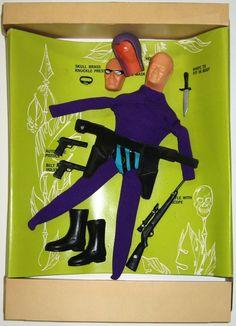 ** 1964-GI JOE CANADA-2018 ** New GI Joe Mini Comic Sky Dive To Danger
