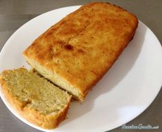 Upload your photo Spongy Banana Cake Recipe Write comment about Spongy banana cake Yeny Jo I already did it but I want it Food Cakes, Good Food, Yummy Food, Tasty, Quick Recipes, Cake Recipes, Easy Sweets, Sweet And Salty, Culinary Arts