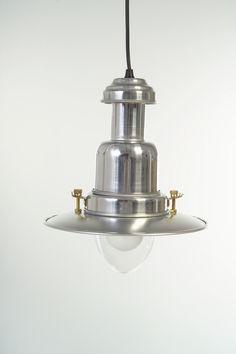 Fisherman's Pendant Lamp - Aluminium
