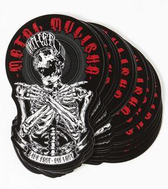 "Metal Mulisha Remains 6"" sticker Decal Moto-X FMX race Helmet Skull Logo  #metalmulisha Skull Logo, Metal Mulisha, Cool Logo, Macabre, Metal Signs, Old School, Decals, Racing, Bike"