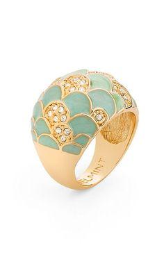 Mermaid Dome Ring