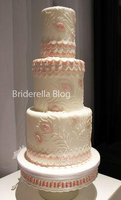 More peacock wedding cakes | Briderella's Wedding Blog – Toronto Canada