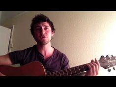 """Guys this is George Blagden singing """"Hallelujah"""" (covering the Leonard Cohen song) and I am speechless because this is amazing and this is like my favorite song and holy crap I will stop now."""