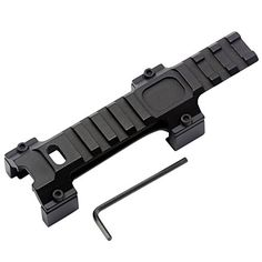 Aimfiree G3 MP5 20mm Picatinny Weaver Rail Extension Scope Mount Claw * Details can be found by clicking on the image.