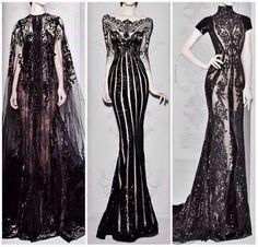 Dark Fashion, Gothic Fashion, High Fashion, 1950s Fashion, Steampunk Fashion, Emo Fashion, Style Année 20, Goth Style, Mode Alternative