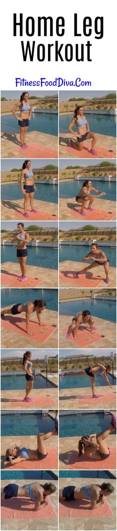 Enjoy a great at home working using only your body weight, no gym required.