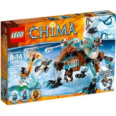 LEGO Chima Sir Fangar's Saber-Tooth Walker -$34.97 Walmart, Target, and ToysRus
