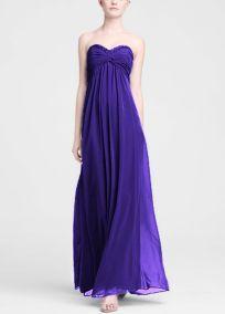Jess' Bridesmaid Dress by David's Bridal  #DBBridalStyle