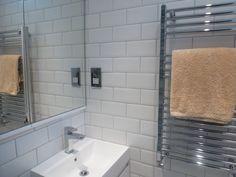 Shower Room Alcove, Bathrooms, Towel, Bathtub, Interior, Design, Standing Bath, Bathtubs, Bathroom