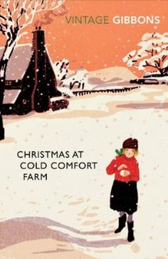 Christmas at Cold Comfort Farm by Stella Gibbons (trying to find the illustrator)
