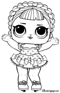 Discover recipes, home ideas, style inspiration and other ideas to try. Baby Coloring Pages, Coloring Pages To Print, Coloring Pages For Kids, Coloring Sheets, Coloring Books, Doll Drawing, Lol Dolls, Cricut Creations, Digi Stamps