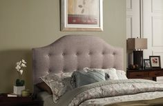 Full/Queen Tufted Upholstered Upholstered Headboard | Coaster | Home Gallery Stores