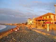 vista del Malecón en Pacasmayo