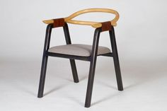 Lyan Chair---natural-perspective by Alvin Tjitrowirjo