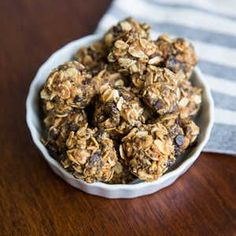 Cuckoo for Chia: Chocolate-Peanut Butter Energy Balls