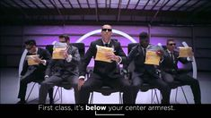 Virgin America Safety Video #VXsafetydance :: A very creative video. Loved it!