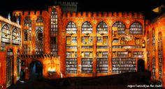 Palais des Papes Light Show Avignon introduces English language shows for international visitors.