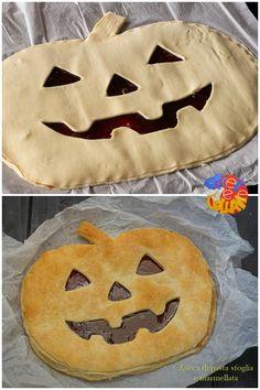 Zucca di pasta sfoglia e marmellata Cupcake Cakes, Cupcakes, Fall Cakes, Crafting, Autumn, Desserts, Ideas, Food, Recipes