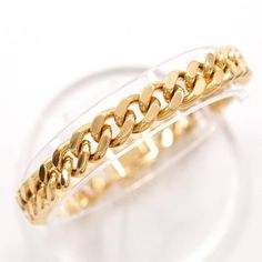 cd047e176731f eBay  Sponsored Jewelry 18K Yellow gold Bracelet About31.5g About19cm Kihei Free  shipping Used