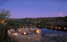 World's best eco-lodges - pictured is Bushmans Kloof Wilderness Reserve in South Africa South Africa Safari, Visit South Africa, Best Hotels, Amazing Hotels, Lodges, Where To Go, Wilderness, Places To Go, Beautiful Places