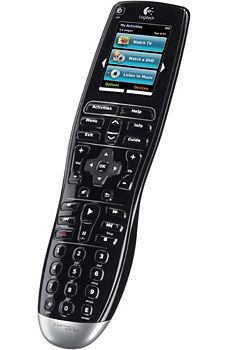 Logitech Harmony One, the only remote one would need.