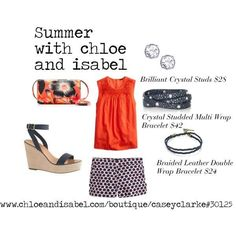 What's your summertime style?!! Click thru to order these and more!