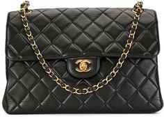 1997 quilted CC flap chain shoulder bag Chain Shoulder Bag, Chanel, Classic, Bags, Fashion, Derby, Handbags, Moda, Fashion Styles