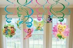 Tinkerbell Birthday Party Ideas & Supplies
