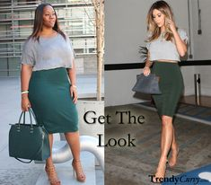 Trendy Curvy | Plus Size Fashion & Style Blog  ~Because fashion should translate no matter the size.~
