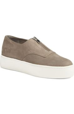 Vince 'Warner' Platform Sneaker (Women) available at #Nordstrom