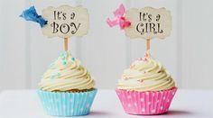 Chá revelação é tendência divertidíssima para chá de bebê: veja como planejar - Bolsa de Mulher