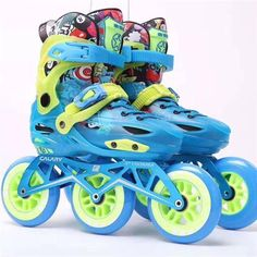 Premium Children 3 Wheels Inline Speed Skates Shoes Price: 83.99$ Shipping: Free Discount ending in next 24 hours. Kids Sneakers, Casual Sneakers, Skate Shoes, Kid Shoes, Inline Speed Skates, 3rd Wheel, Ride On Toys, Types Of Shoes, Shower Gifts