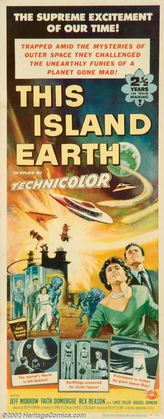 This Island Earth (1955) #scifi #movie #film