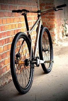 Street Killer by SingleBe Bikes | Gessato Blog