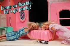#WomenDrinkingBeer #barbie #drink #fun #girls #party #let's go party #beer