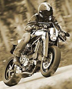 Ducati Monster S4RS vintage