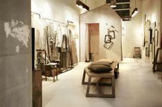 Méchant Design: Ottod'ame concept store