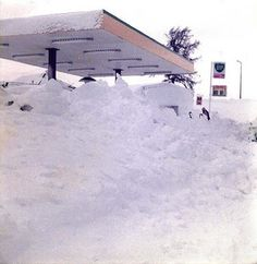Betty Mountain Girl: January 2010 - Blizzard of 1978 in Maine