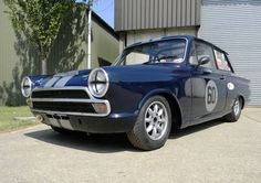 Stunning 1965 Ford Lotus Cortina Mk 1  Maintenance/restoration of old/vintage vehicles: the material for new cogs/casters/gears/pads could be cast polyamide which I (Cast polyamide) can produce. My contact: tatjana.alic@windowslive.com
