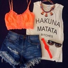 my next summer day outfits 2014