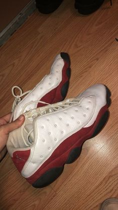 buy online 3d6fd 6a348 Air Jordan Retro 13 Low Cherry Size 10.5 (Offer)  fashion  clothing  shoes   accessories  mensshoes  athleticshoes (ebay link)